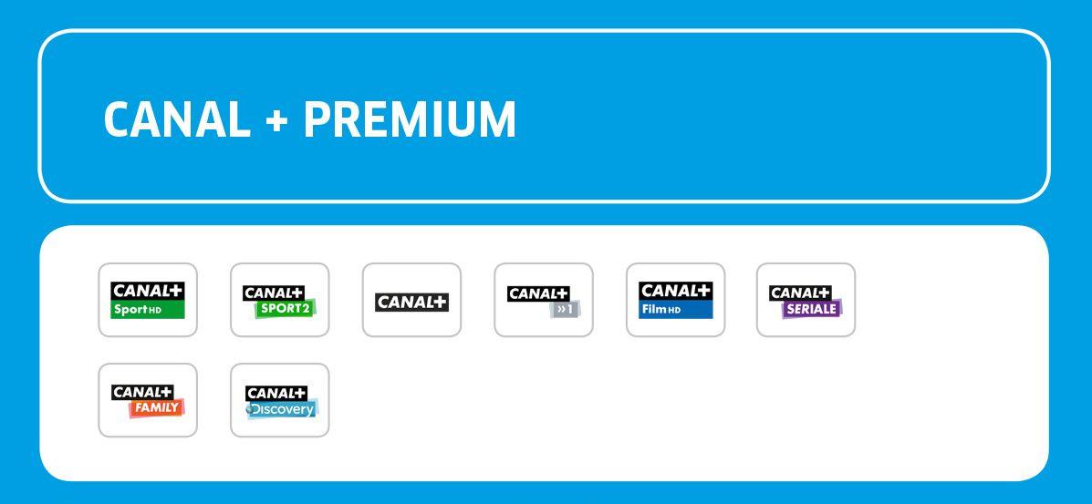 canal+ premium